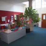 Die ASP-Begegnungsstätte Borgfelde und ihr freundliches Foyer