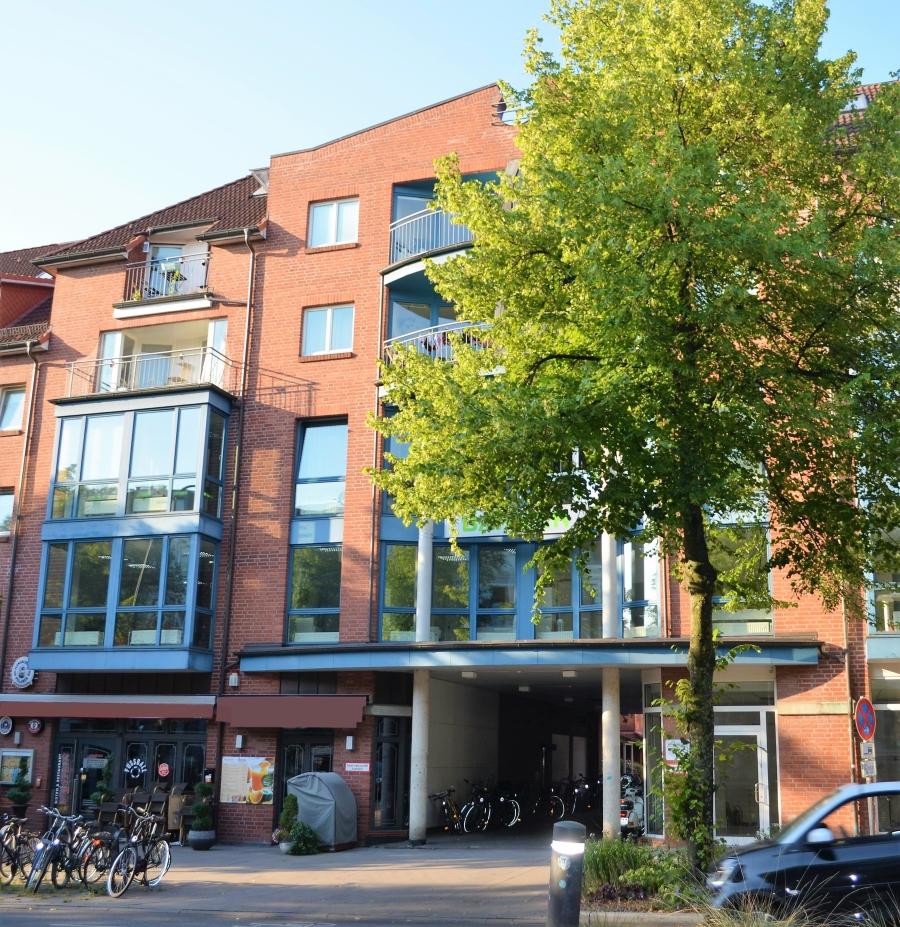 Begegnungsstätte in der Osterstraße 45